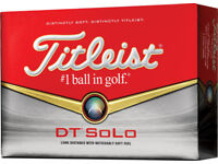 Titleist DT Solo - Box of 12