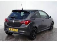 Vauxhall Corsa LIMITED EDITION (grey) 2015-03-26