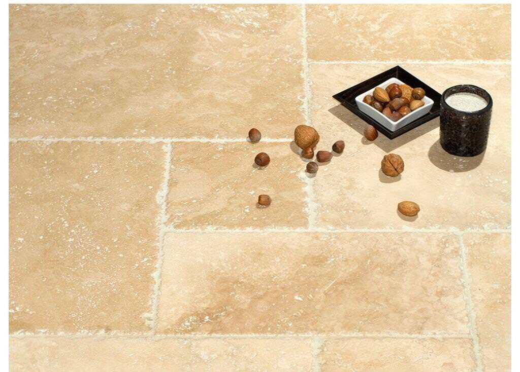 Kitchen Bathroom Floor Tiles 8m2 Ivory In Ipswich Suffolk