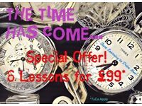 SPECIAL OFFER | 6 Lessons for £99 | Lady Instructor