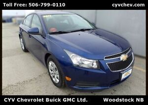 2013 Chevrolet Cruze LT Turbo - $7/Day - Remote Start, XM, Auto
