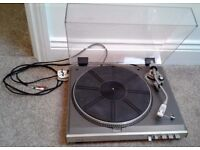 TOSHIBA SR-F325 Full Automatic Belt Drive Turntable Record Player - Classic.