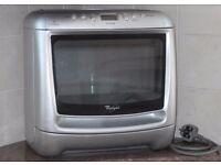 Corner Microwave Oven