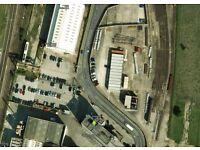 4 Acres of Hardstanding Industrial Opportunity