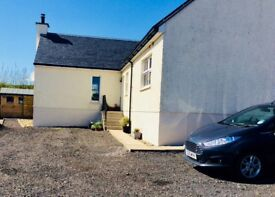 Two bed cottage on Isle of Arran OIEO £220000