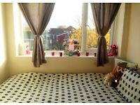 Cute Bedroom with a lovely view available in Surbiton KT58SW starting now