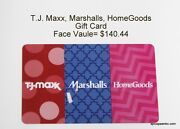 Home Goods Gift Card