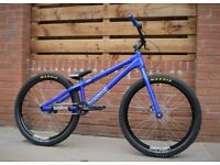 Inspired HEX PRO Street Trials / Dirt Jump Bike PLUS UPGRADES - USED FOR LESS THAN 1 HOUR