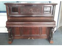 John Brinsmead Traditional Upright Piano