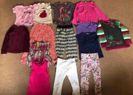 Girls bundle clothes 5-6,6-7years