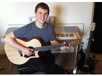 Guitar and piano lessons in Catford, London SE6