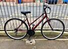 Ladies Apollo hybrid bike 18'' frame £60