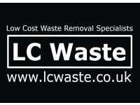 Affordable Waste / Rubbish Removal Collection Clearance Usually Cheaper Than Skip Hire