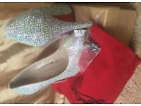 Inspired louboutin heels