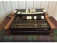 Hammond Drawbar module Viscount