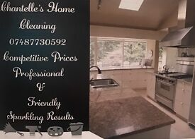 Chantelle's Home House Cleaning Services, Reading, Henley on Thames and surrounding areas