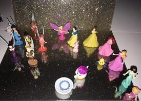 disney mini figuress