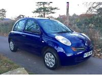 Ideal 1st Car!!! Nissan Micra 1.2 S 5dr with New MOT & Service