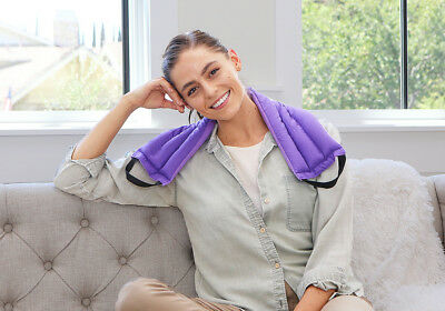 Natural Rice Heat Bag - Microwave for Soothing Heat Therapy and Relive the Pain