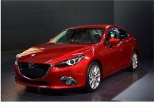 2018 Mazda 3 GX 4DR Sedan Sport (Automatic)
