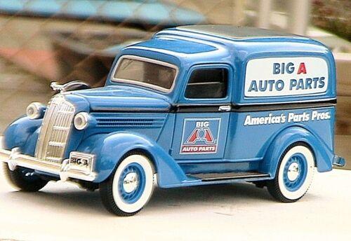 Dodge Panel Van 1936 Big A Auto Parts Liberty Classic 1;25 Scale Spec Cast