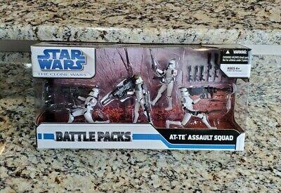 Podracer Pilots Battle Packs STAR WARS The Clone Wars TCW MIB TRU Excl
