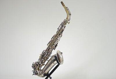 Mini Portable Altsaxophon 11 Löcher C Key Pocket Sax Art Instrument