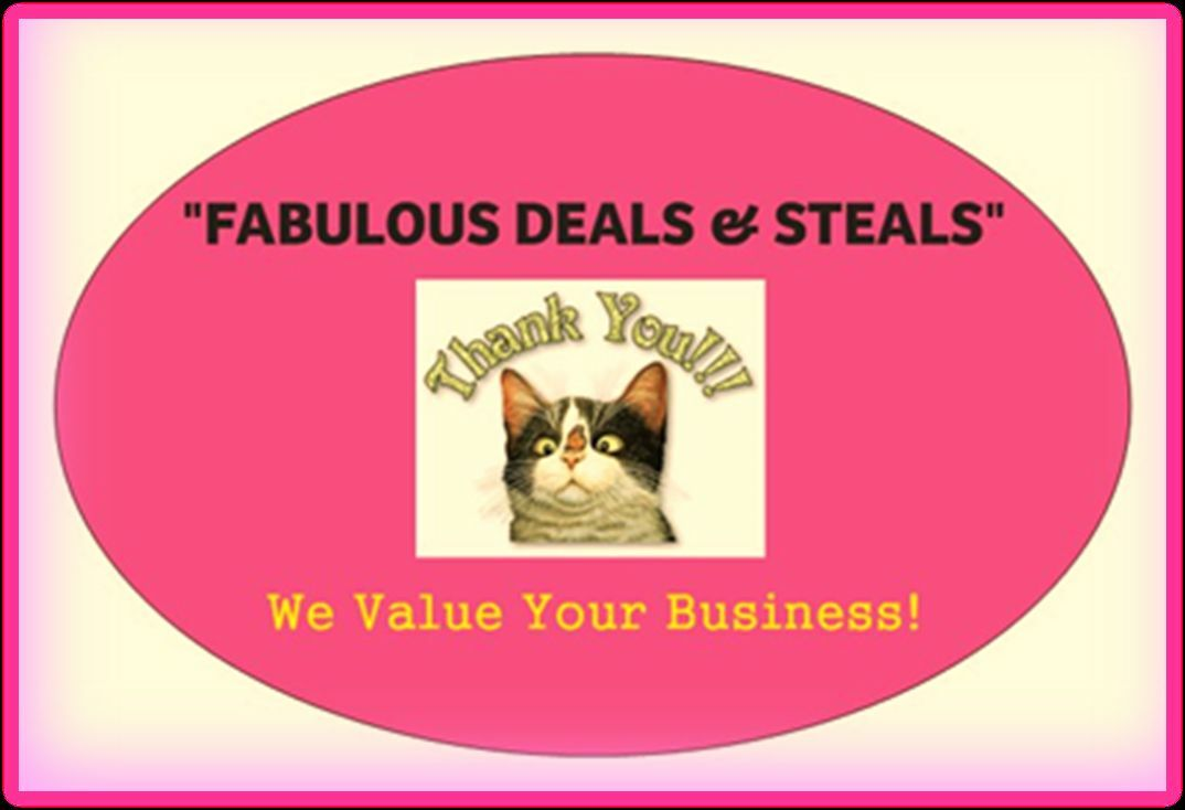 Fabulous Deals & Steals