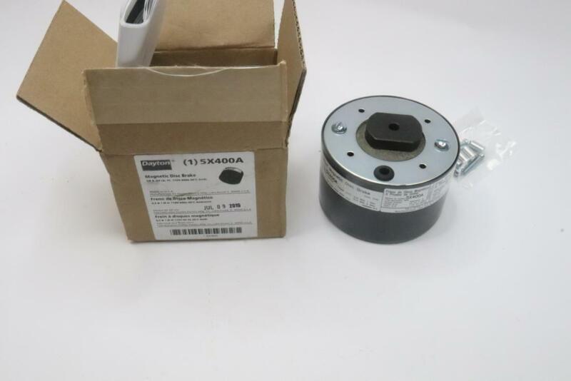 Dayton 5X400A Magnetic Disc Brake