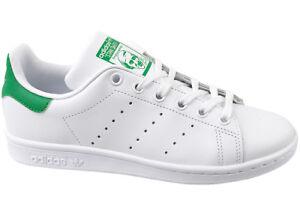 get cheap ceddc c73f7 Womens adidas Originals Stan Smith M20605 Shoes White Leather ...