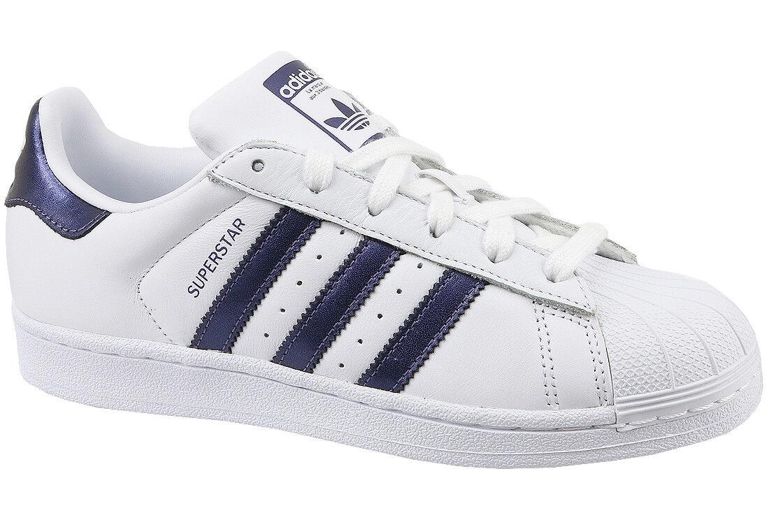 adidas Superstar W Cg5464 Damen SCHUHE SNEAKERS weiß   eBay 85bb85caef