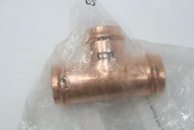 Viega Propress 77442 1-14 X 1-14 X 1-14 Copper Tee