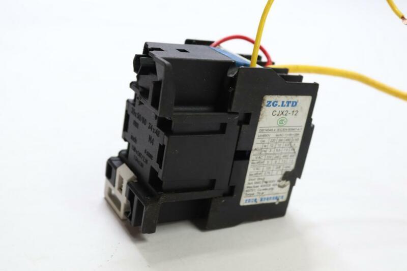 CJX2-12 AC Contactor 40 Amp