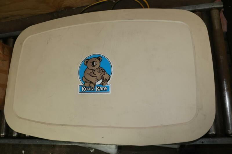 Koala Kare Baby Changing Station Surface Mount - Beige - NO HARDWARE