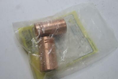 Pack Of 1 - Tweco- 34ct Mig Nozzle Insulator Coarse Thread Welder