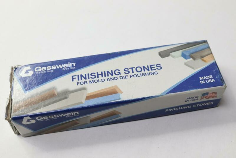 12 PACK - GESSWEIN 400 424-6404 POLISHING STONES