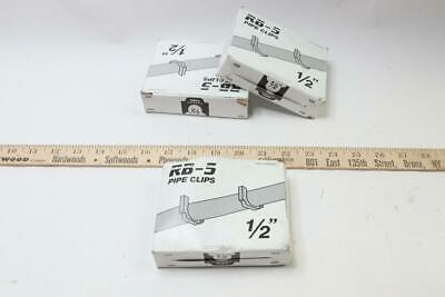 Pack Of 1 - 300 Co. - Peter Mangone Rb-5 Cpvc P4bk 12 Pex Stand Off Clips