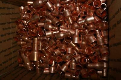 21 Lbs - Lot Of Assorted Copper Fittings