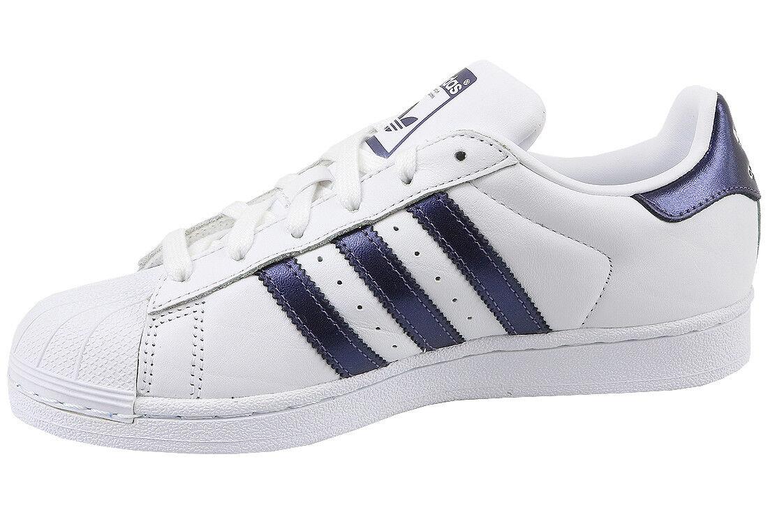 adidas Superstar W Cg5464 Damen SCHUHE SNEAKERS weiß