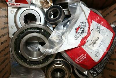 Assorted Lot Of Bearings 34 Lbs.