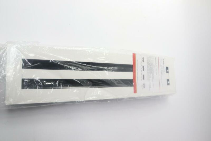 Pack of 1 - Texas Buildmart VLSD Linear Slot Diffuser - 2 Slot AC Vent Cover