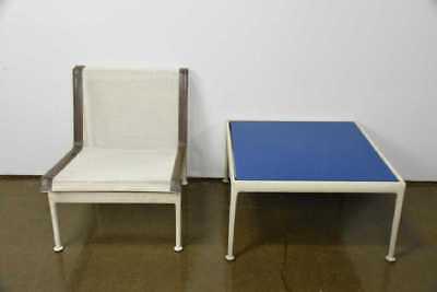 Garden Collection Table (1966 Garden Collection Richard Schultz For Knoll Mesh Chair and Coffee Table )