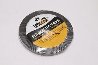 X-bet Magnet Mt2 Flexible Magnetic Strip 12 X 10 Magnetic Tape