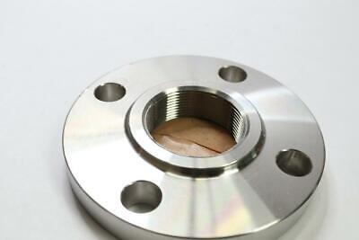 Stainless Steel Flange 2 Fnpt Pipe Size