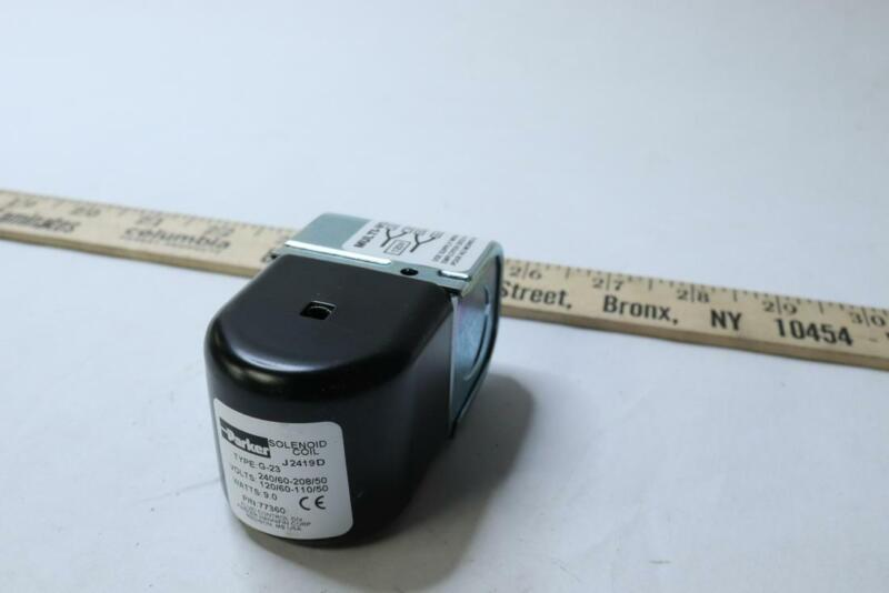 Parker Hannifin 77360 Solenoid Coil for General Purpose Valve, G23-120/240