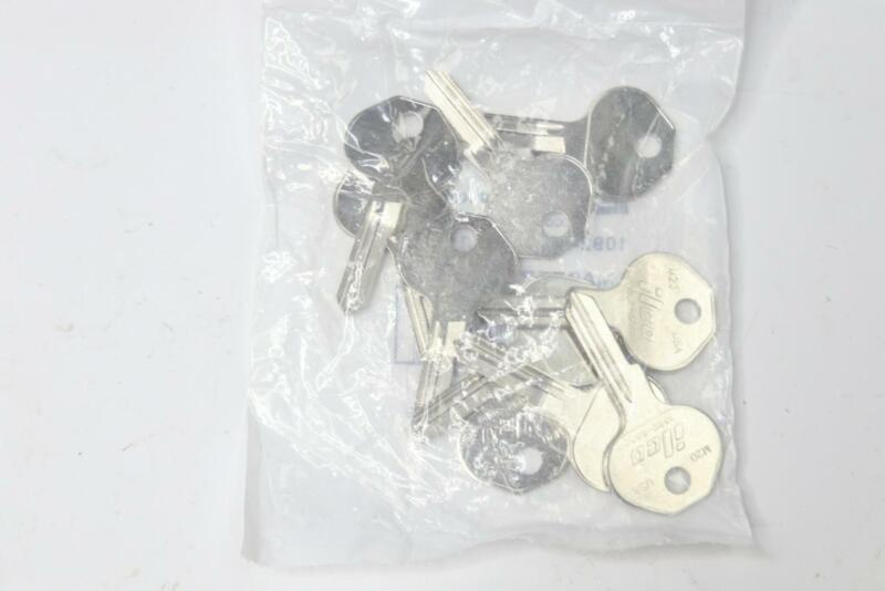 Pack of 50 - Ilco 1092-6000 Master Padlock M20 Key Blank