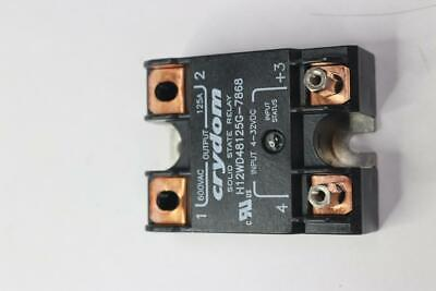 Lot of 2 pcs New Crydom 6311 Output Module Solid State Relay