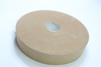 2 X 100 Yards Brown Paper Packing Tape