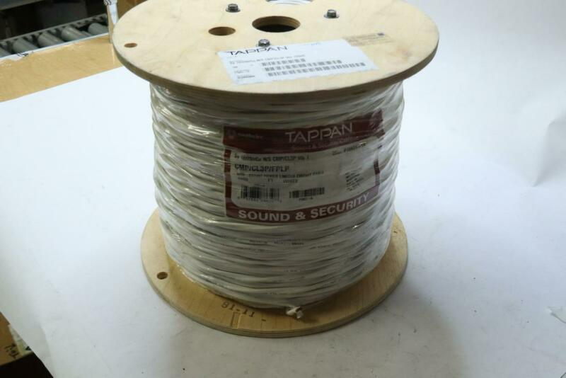 Tappan P70031 Control Cable Plenum, 12/2 CL3P FPLP, 500 ft.
