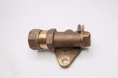 Mueller Ball Angle Meter Valve Flanged Outlet - 1-12